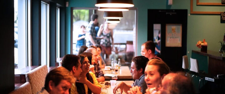 How can a restaurant improve customer experience?